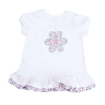 Dress With Floral Print - The Children's Place