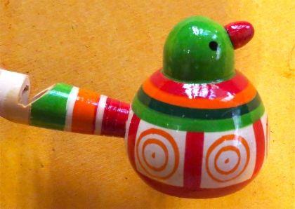Bird Whistle - KEC Green Games