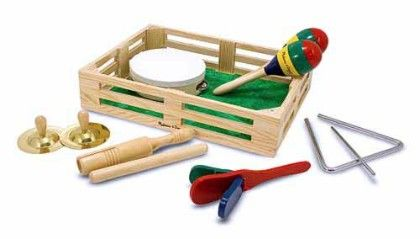 Band-in-a-box - MELISSA & DOUG