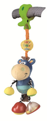 Toy Box Dingly Dangly Clip Clop - PLAYGRO