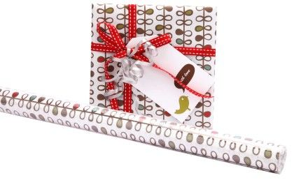 Wrapping Paper Set Of 4 - Love Birds - PAPER CLOUDS