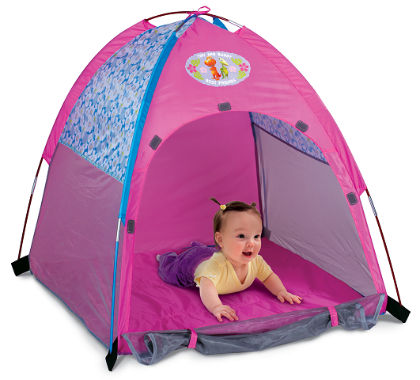 Tiny And Buddy Lil Nursery Tent - Pacific Play Tents