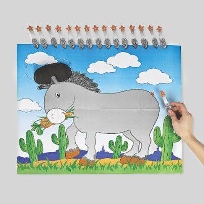 Pin The Tail On The Donkey Game - 1 Unit - Hullabaloo