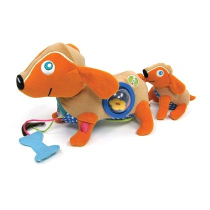 Happy Dog  Multi Activity Toy - Oops Toys