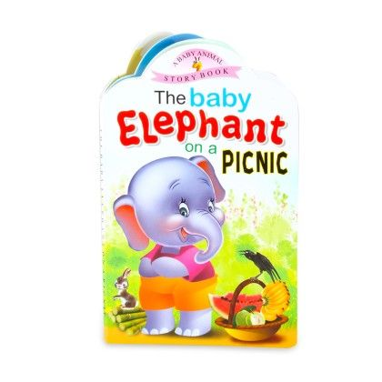 The Baby Elephant On A Picnic - SAWAN