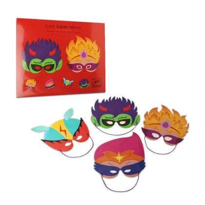 Children Toys Super Heroes - DJECO