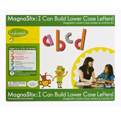 Lower Case Magnetic Letters (magnets Only) - Fundanoodle