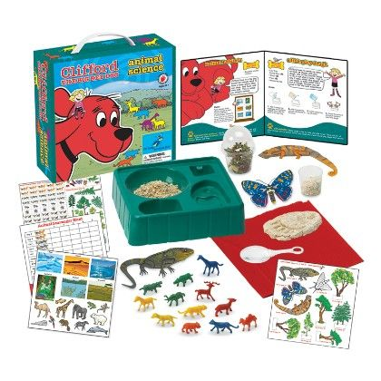 Clifford The Big Red Dog - Animal Science - The Young Scientists Club