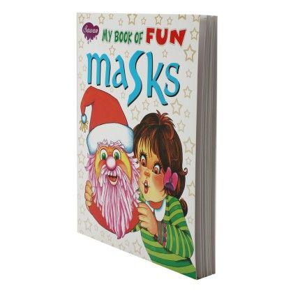 My Book Of Fun Masks - SAWAN