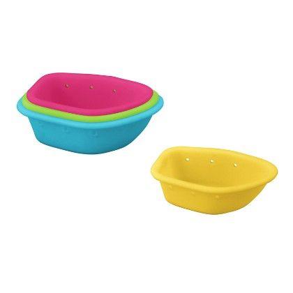 Dream Window Tub Boats Set-multicolor - I Play