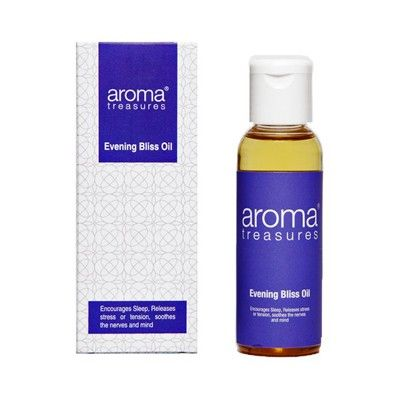 Evening Bliss Oil (relaxation Oil) - Aroma Treasures
