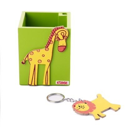 Pencil Stands-animal(with Free Keychain) - KIDOZ