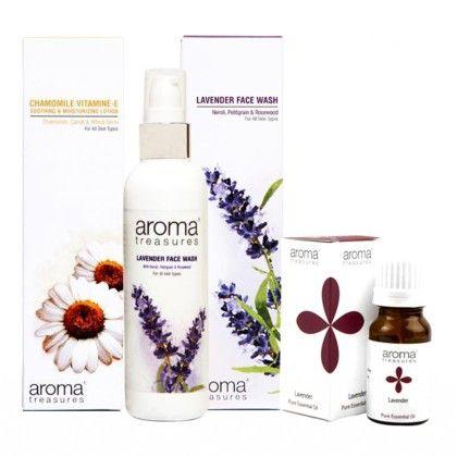 Dry Skin Mini Combo - Aroma Treasures