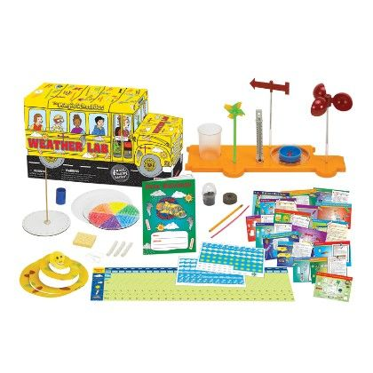 The Magic School Bus Lab™ - Weather Lab - The Young Scientists Club