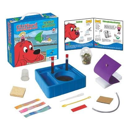 Clifford The Big Red Dog™ - Water Science - The Young Scientists Club