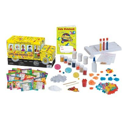 The Magic School Bus Lab™ - Slime And Polymer Lab - The Young Scientists Club
