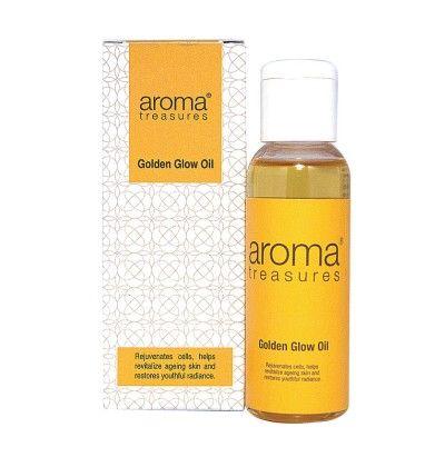 Golden Glow Oil - Aroma Treasures
