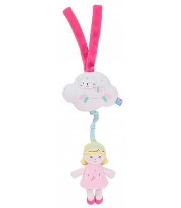 Musical Toy- Light Pink - Sucre D'Orge