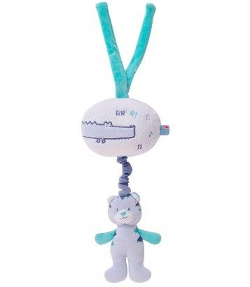 Musical Toy Tigre- Blue - Sucre D'Orge