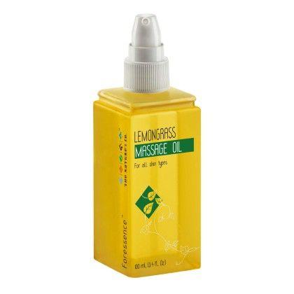 Lemongrass Massage Oil - 100ml - THE NATURE'S CO.