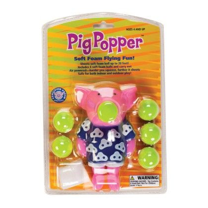 Pig Popper - The Hog Wild Toys