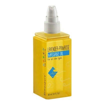 Lavender-primrose Massage Oil - 100ml - THE NATURE'S CO.