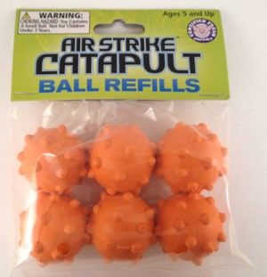 Air Strike Ball Refills - The Hog Wild Toys
