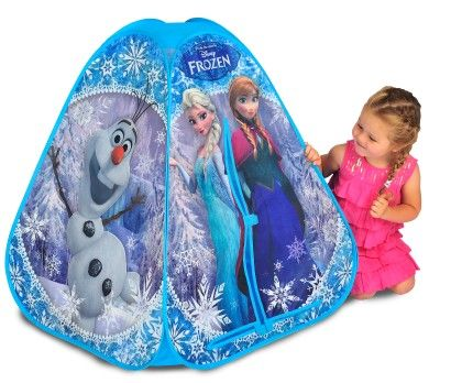 Disney Frozen 4 Panel Tent ( 2sides Print) - Ninja