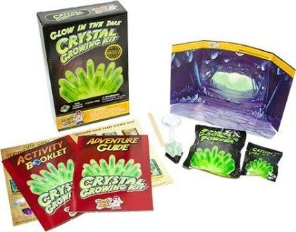 Crystal Growing Kit (glow In The Dark) - Discover With Dr.cool