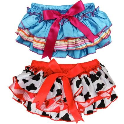 Cow Diaper Cover & Summer Diaper Cover - JuDanzy