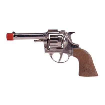 Cap Gun Die Cast - Schylling Toys