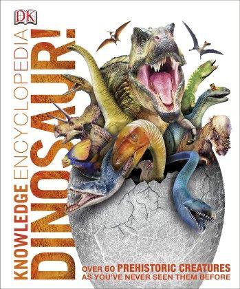 Knowledge Encyclopedia Dinosaur ! - DK Publishers