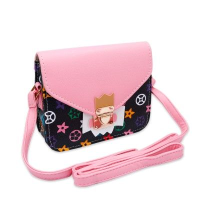 Pink Sling Bag For Girls - CarryAll