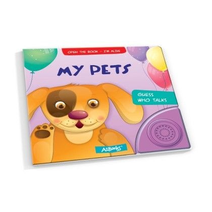 My Pets - AZ Books