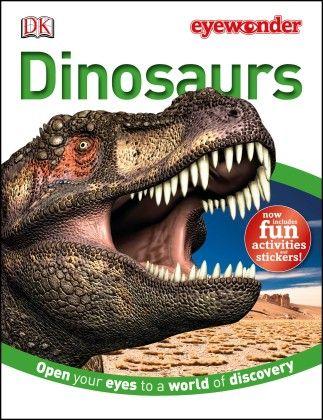Eye Wonder Dinosaur - DK Publishers
