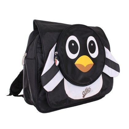 Peko The Penguin - Soft School Backpack - Cuties & Pals