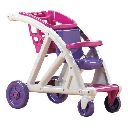 Shop With Me Stroller - American Plastic Toys