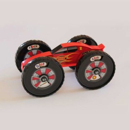 Read Racers Beginning Sound Racer - Junior Learning