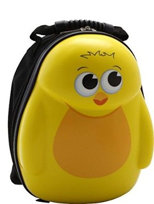 "Chico The Chick - Hard Shell 13"" Backpack - Cuties & Pals"
