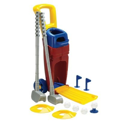 Junior Pro Golf Set - American Plastic Toys