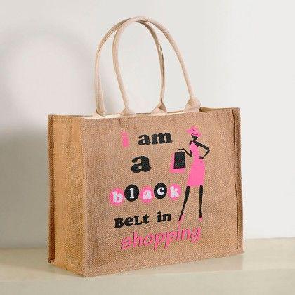 Swayam Zora Jute Shopping Bag, With Nice Graffittis-3