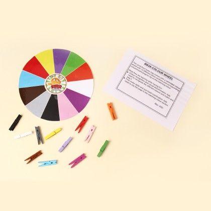 Colour Wheel - BOREDOM BUSTERS