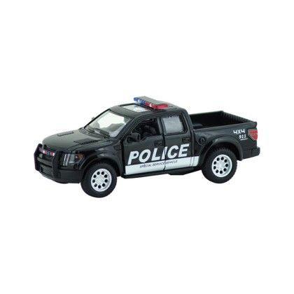 Dc Raptor Fire-police Rescue - Schylling Toys