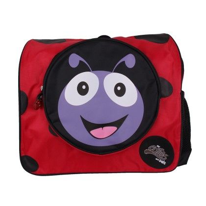 Polka The Ladybird - Soft School Backpack - Cuties & Pals