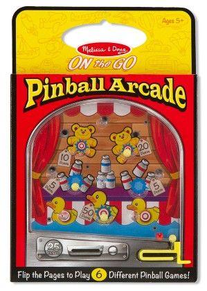 Pinball Arcade - MELISSA & DOUG