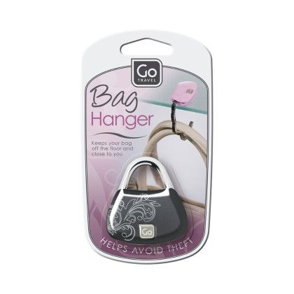 Bag Hanger - Assorted - Go Travel