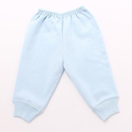 Legging  Hosiery Cloth With Raising - Light Blue - Mom's Pet