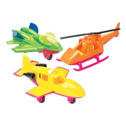 Assorted Aircraft - American Plastic Toys