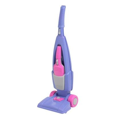 Girl's Tidy Up Vacuum Set - American Plastic Toys
