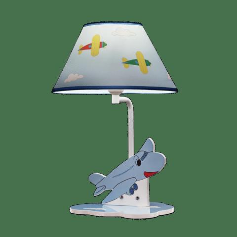 Tisva Airplay Table Lamp - Blue - Tisva Lights